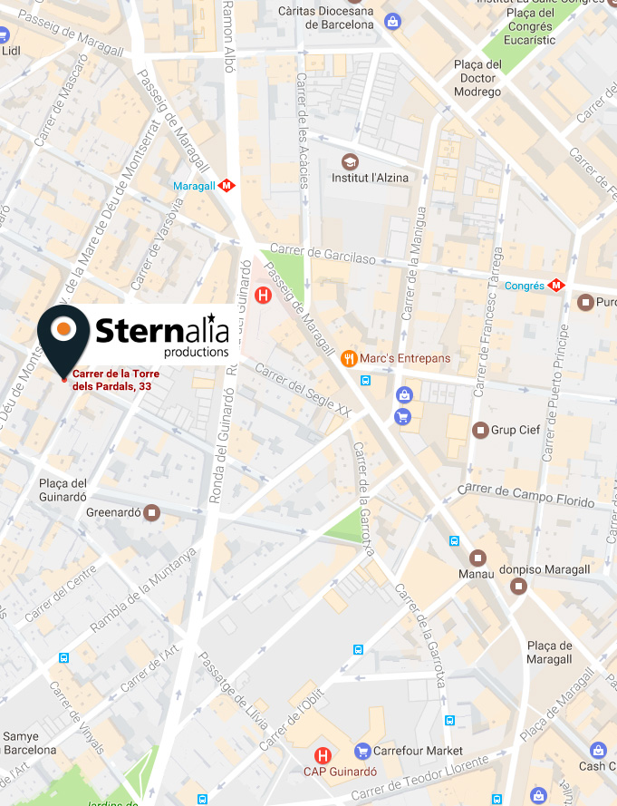 sternalia, producer of cultural, scientific, culinary activities, private events for companies